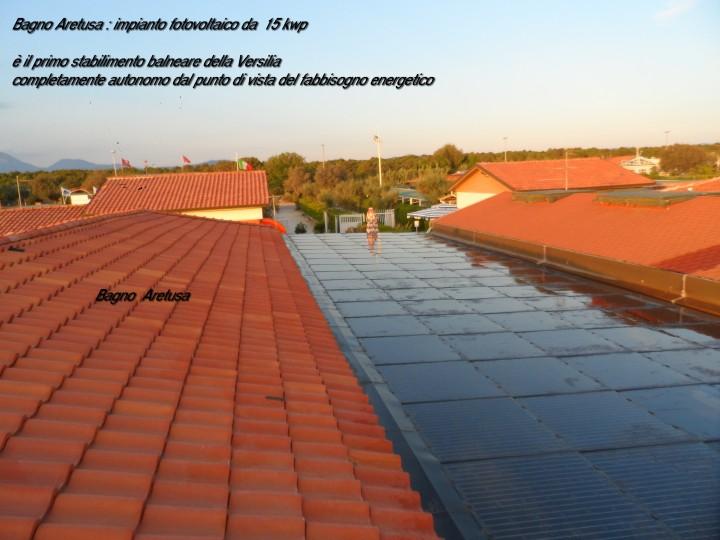 Impianto Fotovoltaico da 15kwp