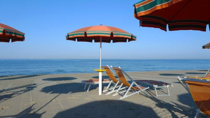 bagno aretusa viareggio spiaggia mare