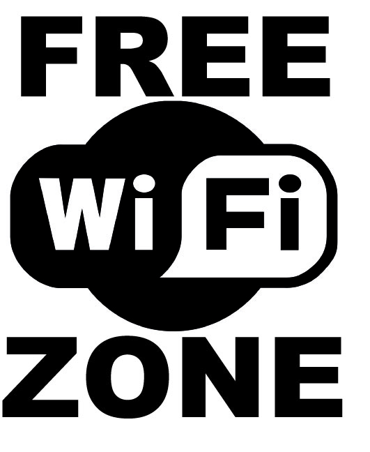 Free WiFi Area