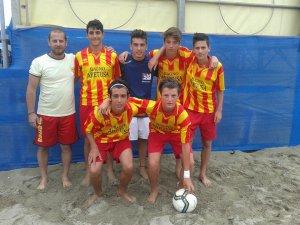 aretusa beach soccer